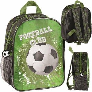 Mały Plecak Plecaczek do Przedszkola Football Wycieczkowy [PP20FO-303]