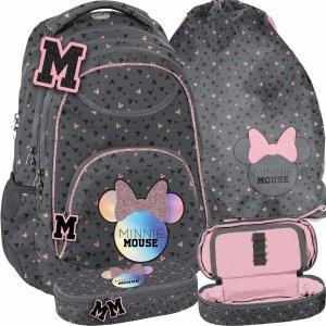 Myszka Minnie Szkolny Plecak dla Dziewczyny Paso [DMNA-2708]