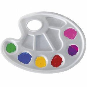 Paletka Paleta Bambino do Mieszania Farb Kolorów [2939]