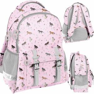 Koniki Plecak Szkolny dla Dziewczyny Koń Paso [PP21KN-810]