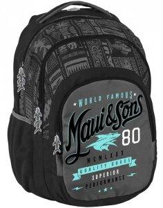 Plecak Młodzieżowy Maui&Sons Szkolny [MAUA-2706]