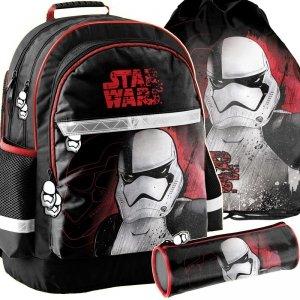 Plecak Star Wars Komplet do Szkoły Chłopięcy [STP-116]
