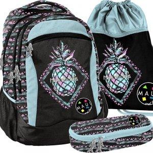 Plecak Maui&Sons Młodzieżowy Szkolny dla Dziewczynek [MAUF-2808]
