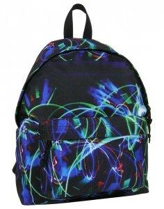 Modny Plecak Vintage Szkolny Młodzieżowy Derform [16J 03]