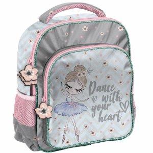Plecak do Zerówki Przedszkola Baletnica dla Dziewczynki [PP21BL-337]