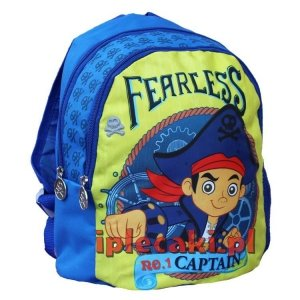 Plecak PIRAT JAKE dla Przedszkolaka na Wycieczki [605480]