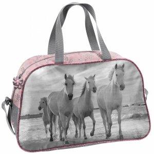 Torba na Basen Podróżna dla Dziewczyny Paso z końmi [PP21HO-074]