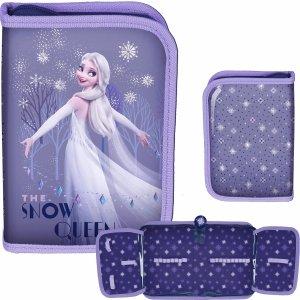 Frozen Kraina Lodu Piórnik Rozkładany dla Dziewczyny [DOK-001BW]
