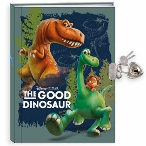 Pamiętnik Good Dinozaur Dobry Trawda Oprawa [605958]
