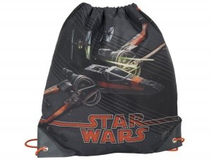 Worek Star Wars na Obuwie Buty Wf Gimnastyczny STM-712