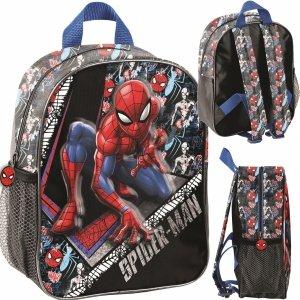 Plecak 3D Spiderman Chłopięcy do Przedszkola Wycieczkowy Plecaczek [SPW-503]