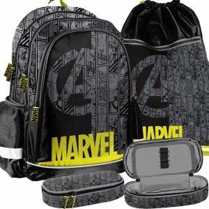 Plecak Avengers dla Chłopaka do Szkoły Iron Man [ANA-081]