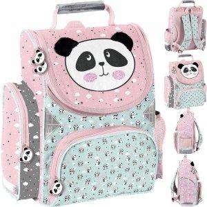 Szkolny Tornister dla Dziewczynki Miś Panda [PP21PD-525]
