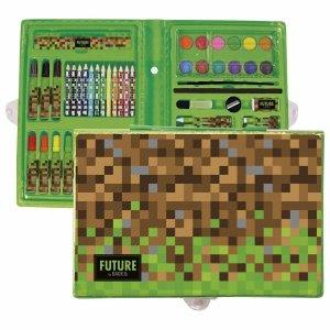 Zestaw Artystyczny Minecraft Pixele Gra Gry 71 elem. [ZA71DF18]