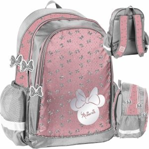 Nowy Plecak Myszka Minnie dla Dziewczynek Szkolny [DMNN-081]