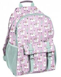 Lama Plecak Szkolny dla Dziewczyny w Lamy [PP19LA-810]