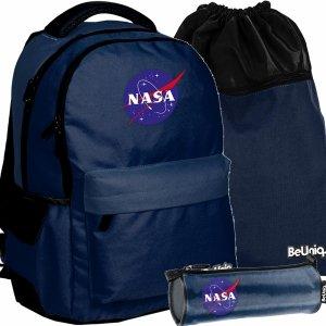 Nasa Plecak dla Chłopaków BeUniq Vintage dla Młodzieży [PPRR20-2705]