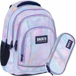 Plecak Szkolny Młodzieżowy Pastelowe Kolory BackUP 26l [PLB4A33]