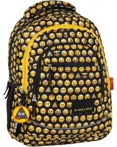 Plecak Emoji Szkolny Młodzieżowy dla dziewczyny [PLB2XEM86]