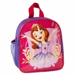 Plecak Księżniczka Zosia Jej Wysokość Sofia dla Przedszkolaka [DZE-304]