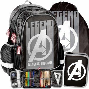 Szkolny Plecak Avengers Marvel dla Chłopaków [AMAL-081]
