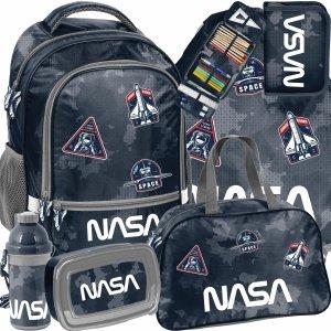 Chłopięcy Plecak do Szkoły NASA Kosmiczny Paso do 1 klasy [PP21NA-260]