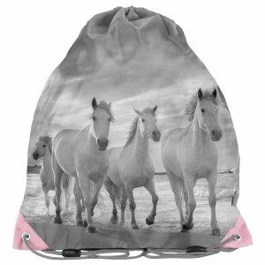 Konie Worek na Obuwie Strój Gimnastyczny Koń Horse [PP21HO-712]