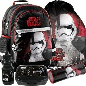 Plecak Star Wars Zestaw Szkolny dla Chłopaków [STP-116]