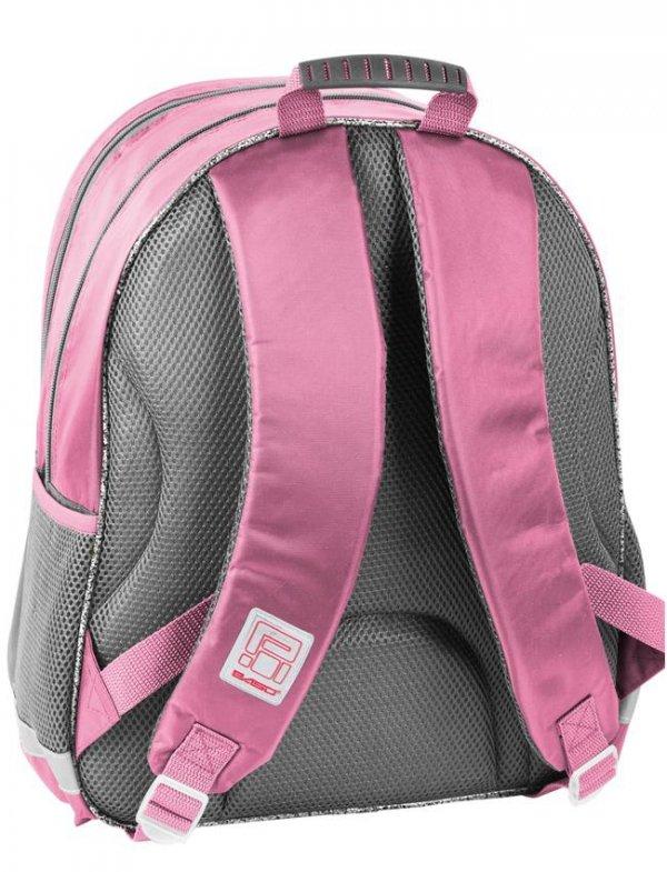 Plecak z Kotem Szkolny dla Dziewczyny Zestaw [RHV-090]