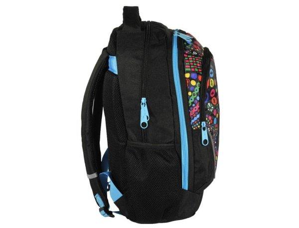 Plecak Młodzieżowy Big Dream Szkolny dla Dziewczyny Motyl