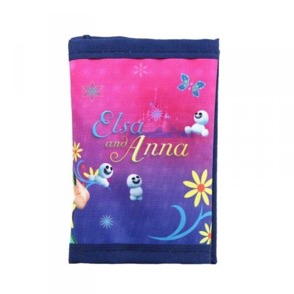 portfel dla dziecka kraina lodu