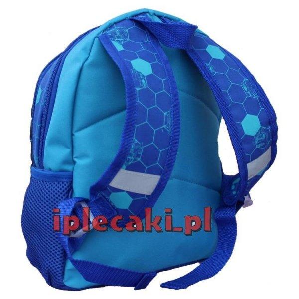 plecaki miles z przyszłości dla chłopaka przedszkolne