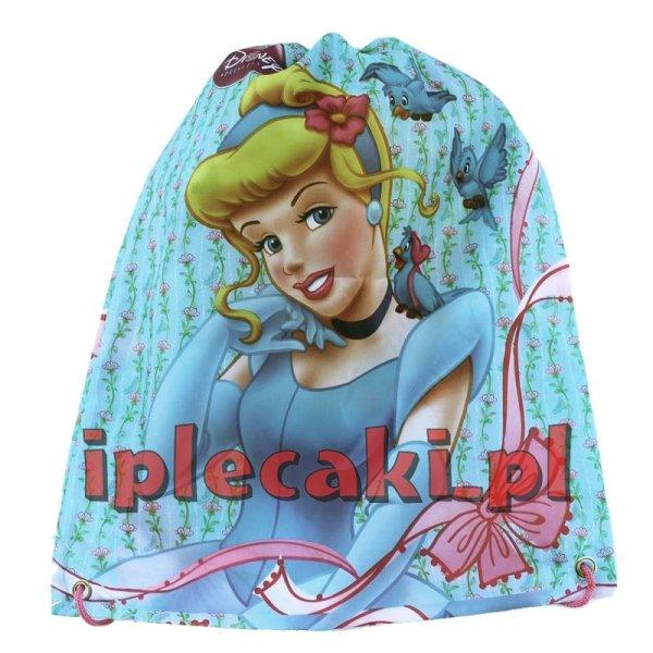 Plecak szkolny piórnik worek na Obuwie Księżniczki Princess Zestaw 600986