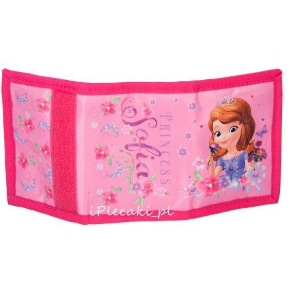 portfel dziecięcy księżniczka Zosia