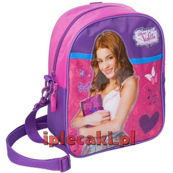 Plecaczek-Torebeczka Violetta dla dziewczynki DVE-3033