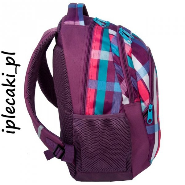 Plecak Szkolny Miejski Młodzieżowy dla Dziewczyny [14-699D]