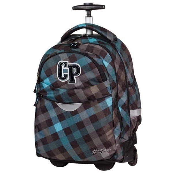 Plecak na Kółkach Cp CoolPack Szkolny dla Chłopaka 60004cp