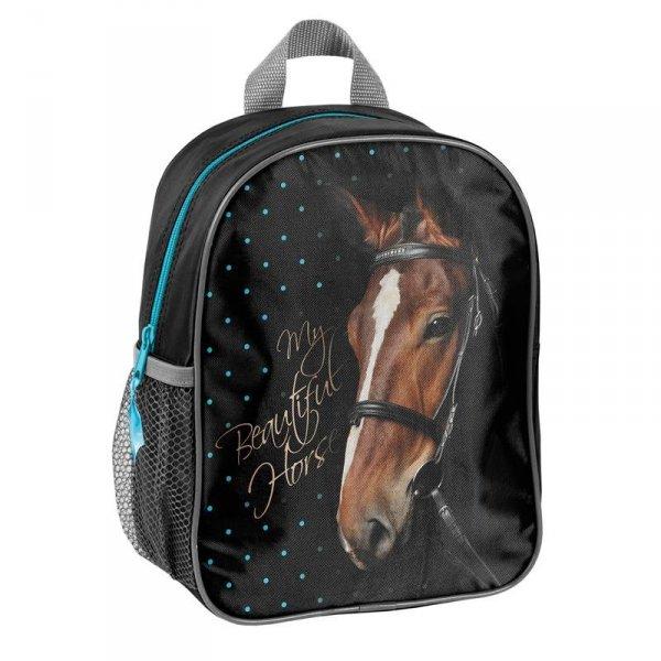 Plecak z Koniem dla Dziewczynki do Przedszkola 17-303KO