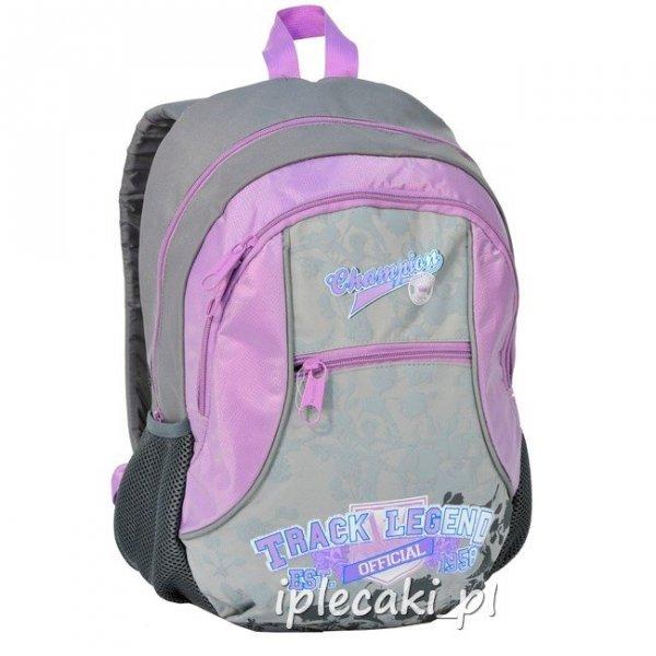 Plecak młodzieżowy szkolny dla dziewczyny 84-179-2