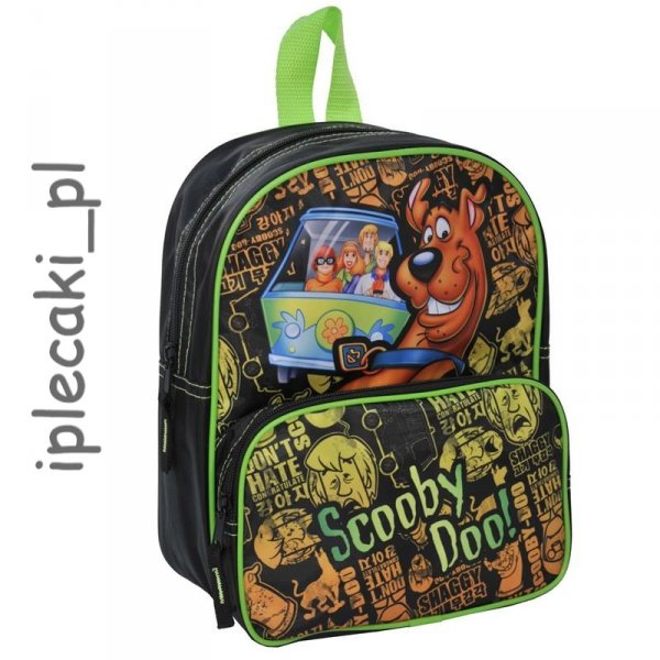 Plecaczek Mały Plecak Scooby Doo do Przedszkola SDF-305