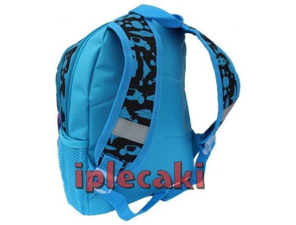 plecaki na wycieczkę miles z przyszłości dla przedszkolaka