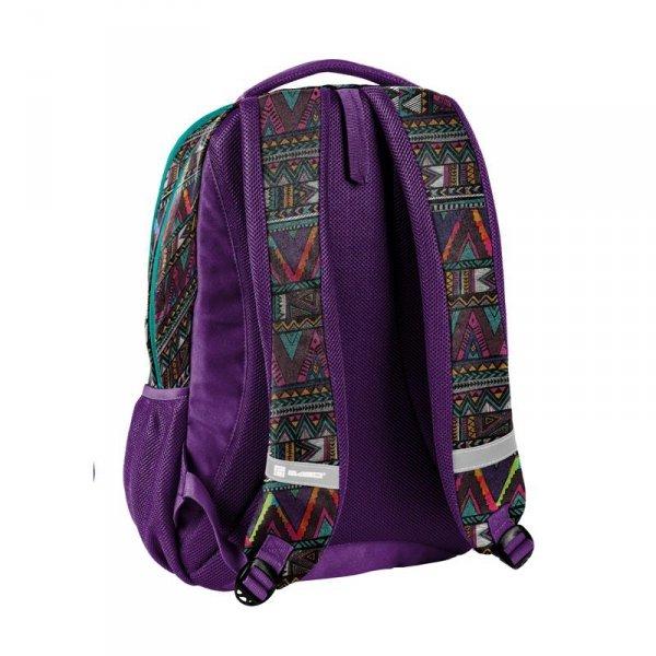 Plecak Młodzieżowy Szkolny dla Dziewczyny Aztecki Wzór [18-2808PC]