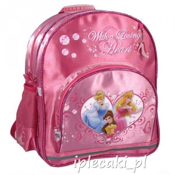 Plecak Szkolny Księżniczki Princess Księżniczka DPR-157