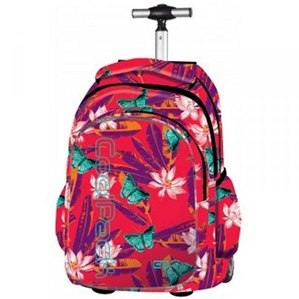 Plecak na Kółkach Cp CoolPack Szkolny Bahamas 67638cp