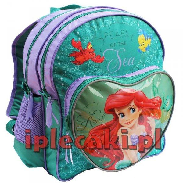 Plecak Szkolny Księżniczka Arielka Disney