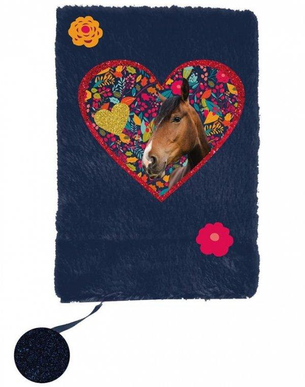 Pamiętnik dla Dziewczyny Pluszowy z Koniem [PPKG18-3670]