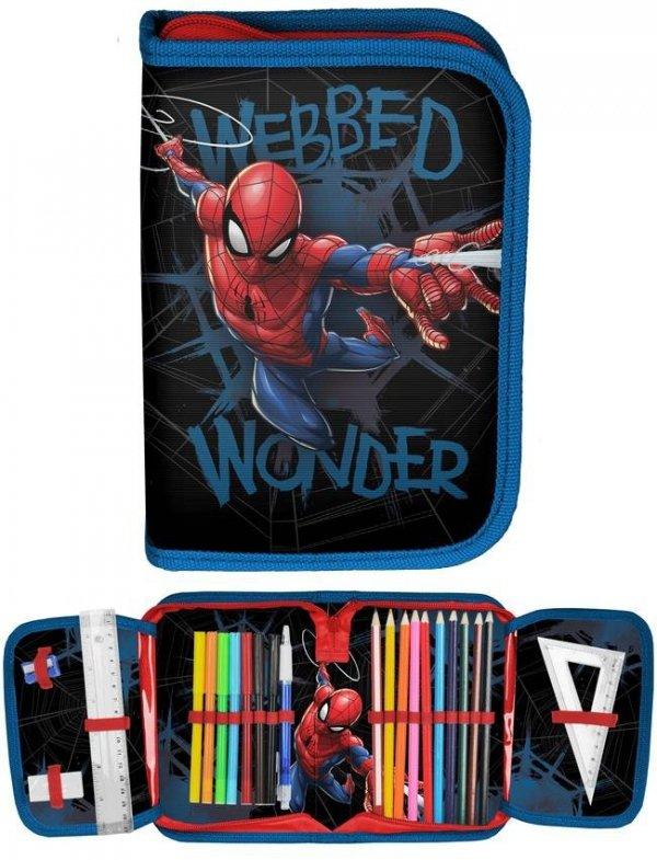 Piórnik Szkolny Spider-Man dla Chłopaka [SPL-001]