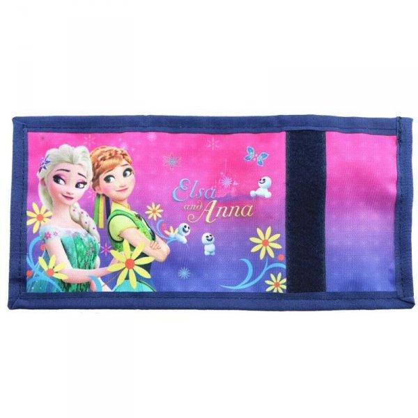 portfel dla dziewczynki frozen