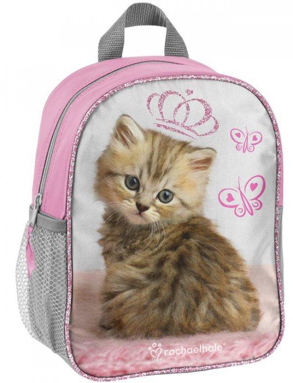 Plecak dla Przedszkolaka Plecaczek z Kotkiem [RHV-303]