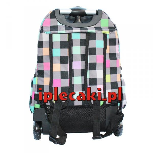 plecaki na kółkach cp coolpack dla dziewczyny dziewczynki